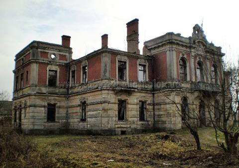 Палац у Тартакові